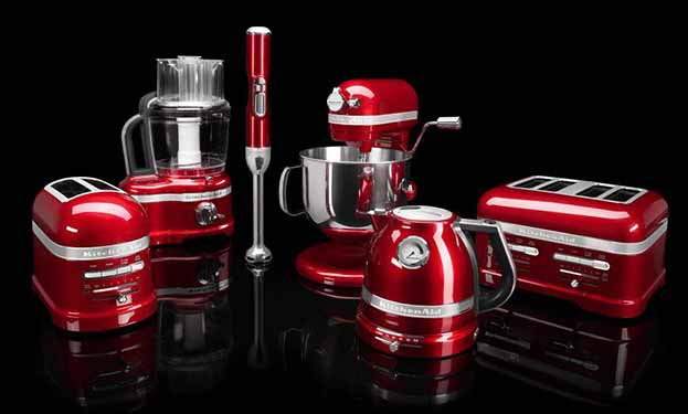 KitchenAid 5KMT4205ECA test