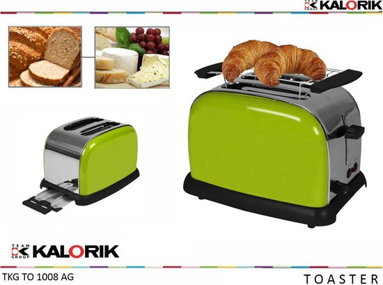 KALORIK TKG TO 1008 AG apple green