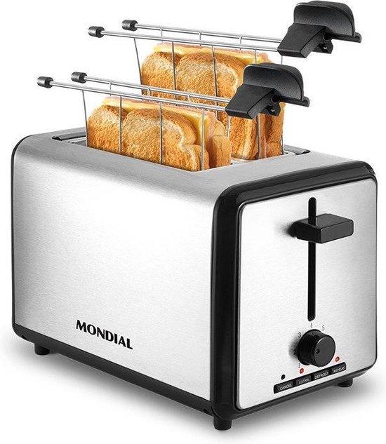 MONDIAL Croque monsieur Toaster 2 slots
