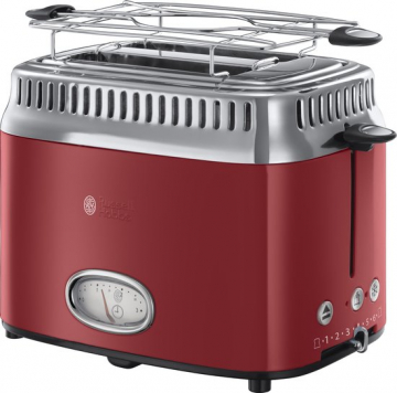 Russell Hobbs 21682 Retro Vintage review