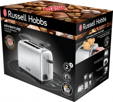 Russell Hobbs 24080 review test