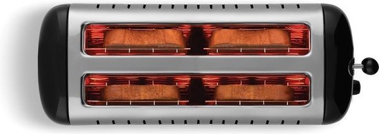 Dualit Lite D46065 Longslot review test