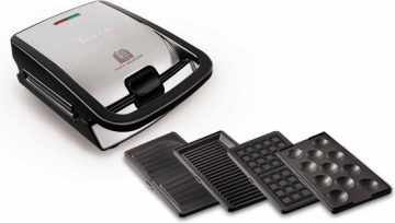 Tefal Snack SW854D - review tes