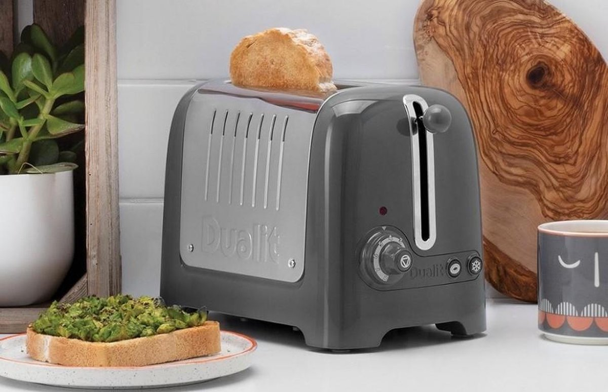 Broodrooster zonder kruimels