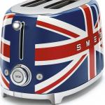 Broodrooster Britse vlag