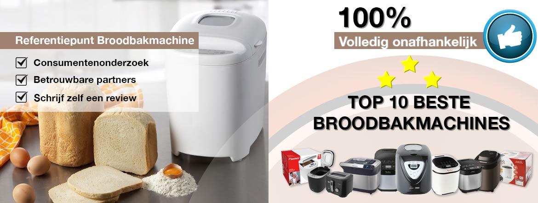 Beste broodbakmachine